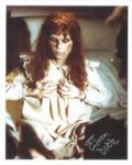 Eileen Dietz (The Exorcist) - Genuine Signed Autograph 7172